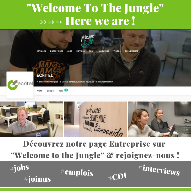 Welcome to the Jungle X Ecritel